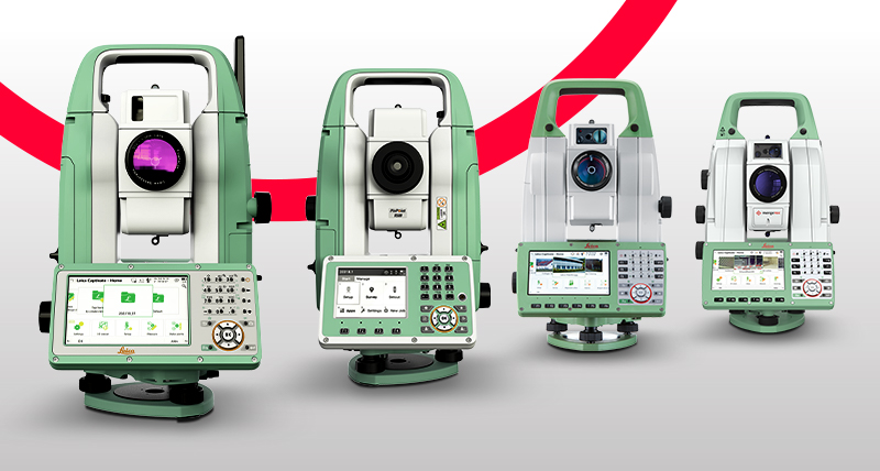 Total Stations
