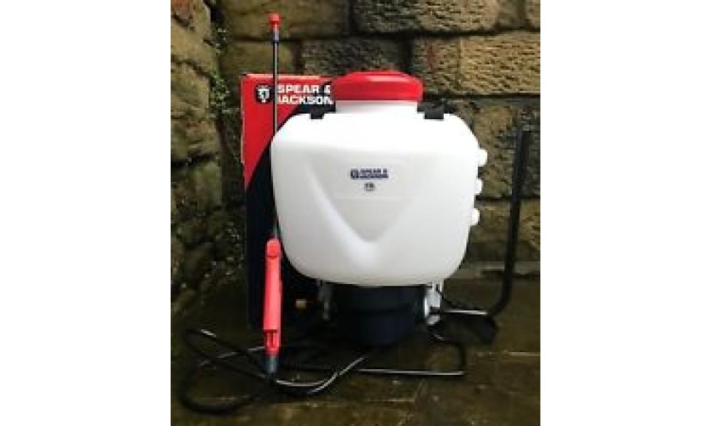Garden Pressure Sprayer 15LPAPS, 15 liter