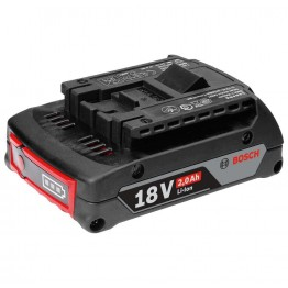 Battery Pack 18 V, 2,0 Ah