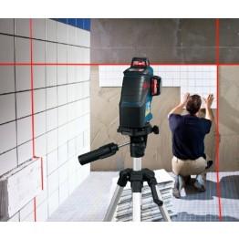 GLL 3-80 P Professional Line Lasers + BS 150 Tripod
