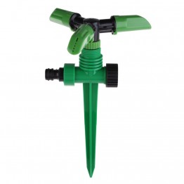 360 Degree Rotary Adjustable Garden Sprinkler 3m