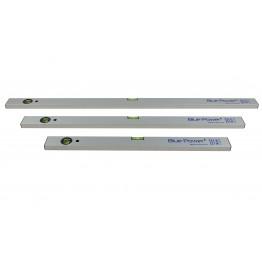 Aluminum Spirit level 120cm, accuracy 0.5mm / m Blue Power, 3662010120