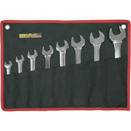 Set of 12 Open-End Wrenches 6-7 /30-32mm, 69251
