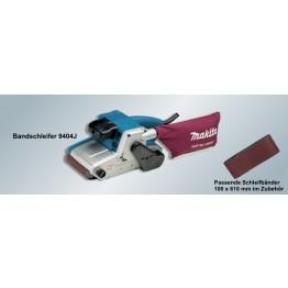 Belt Sander, 9404J,100 x 610 mm, 1010 W, 210-440m/min