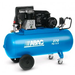 Air compressor, 5.5HP, 270Ltrs