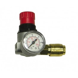 Micro Air Compressor Regulator Pressure reducer 1/4''