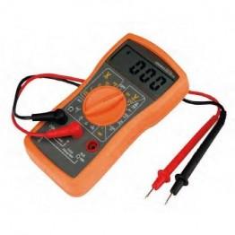 Digital Multimeter, Orange, Alyco 119339