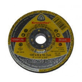 Kronenflex® cutting-off wheels for Stainless steel A 36 TZ, 230 x 22.23 x 2 mm, flat, for  INOX - 1 Pc