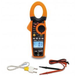 Amperometric clamp and digital multimeter, 1760PA/AC-DC