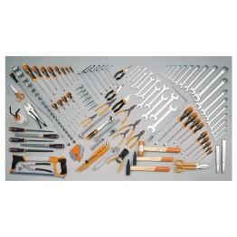 Assortment of 137 tools, 5953VI