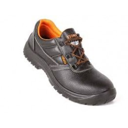 Safety Boot - Full-Grain Leather Shoe