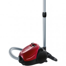 Canister Vacuum Cleaner - Chilli red