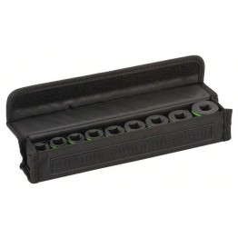 9-piece Impact Socket Set 1/2''Drive 38 mm