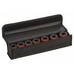 "7pc Set of Impact Sockets 3/4"" Drive, 50mm"