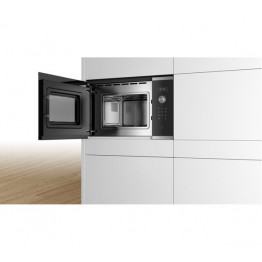 Built-in microwave oven 60 x 38 cm Stainless steel - BFL524MS0B