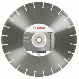 Diamond Cutting Disc Standard for concrete, 350 x 20/25.4 x 2.8mm