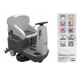 Ride-On Scrubber-Dryer Comfort XXS 66BT