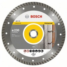 Diamond Cutting Disc Professional for Universal 230 x 22,23 x 2,3 x 10mm