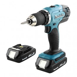 Cordless Brushless Drill Driver DDF484Z 2x18V Batteries 3.0Ah + 1 Charger without carry case