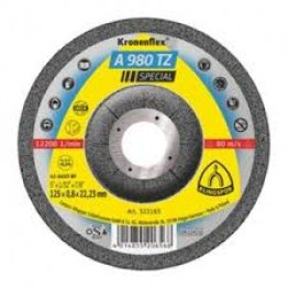 Kronenflex® cutting-off wheels for Metals A 24 Extra, 100 x 16 x 2.5 mm, depressed for Metal 1 PC