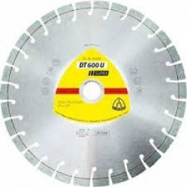 Diamond Cutting Disc DT 600 U Supra, 115 x22.23 x 2.4mm, 13 segments, for Concrete - 1pc