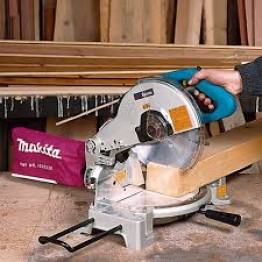 Compound Mitre Saw, 1650w, LS 1045