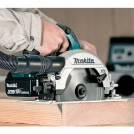 Cordless Brushless Circular Saw DHS660Z, 165mm, 18V - x2 4Amps Battery + Charger