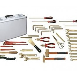 37pcs Non Tool  Sparking Maintenance Kit