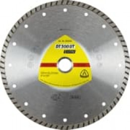 Diamond Cutting Disc DT 300 UT, 100 x 16 mm, 1.9 segments KL330625
