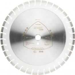 Diamond Cutting Disc DT 600 U Supra, 400 x 25.4 x 3mm, 43 segments, for Universal 1pc