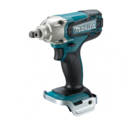 Cordless Impact Wrench 1/2'' (12.7mm), 18V, 190Nm LED w/o battery & Charger - DTW190Z