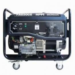 Generator HPPI , 5.5kva Keystart Generator, FA6500X