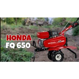Tiller 4.8 Hp - FQ 650
