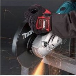 "Angle Grinder 180 mm (7""), 2400W"