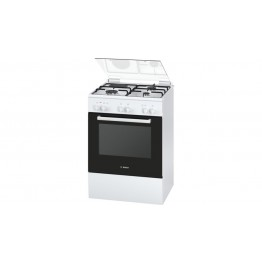 Freestanding 3Gas/1Electric Cooker (White) 60cm  HGA23A120S