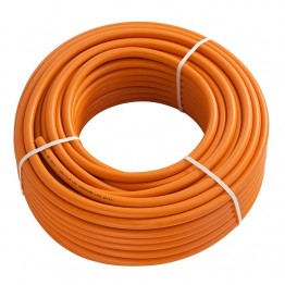 5/16'' Gas Hose, 50m, Orange