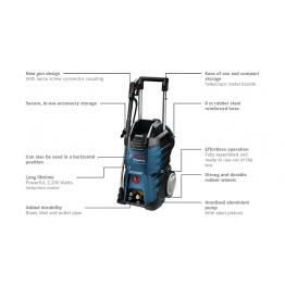 High Pressure Washer GHP 5-55 Professional