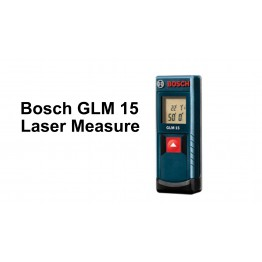 Laser Measure, GLM 15 50ft