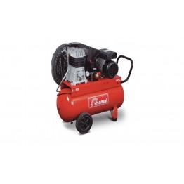 Air compressor, 2 HP, 100Ltr 230V