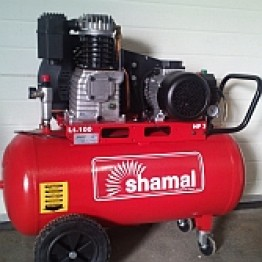Air compressor, 3 HP 200Ltr