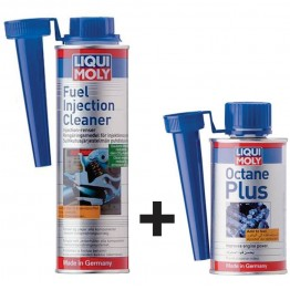 Injection Cleaner 300ML & Octane Plus - 150ml