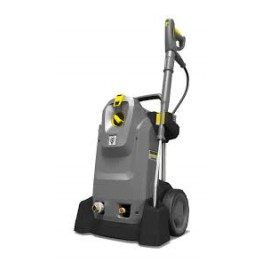 Cold High Pressure Cleaner with 3-Piston Axial Pump, AC-Powered,HD 6/15 M