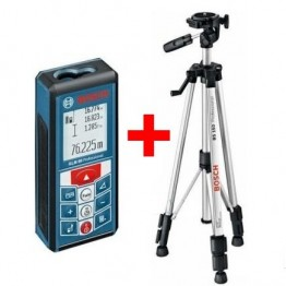 Laser Measure GLM 80 + BS 150 Professional