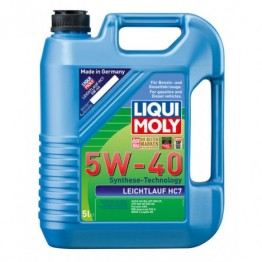 Leichtlauf HC7 5W-40 5L