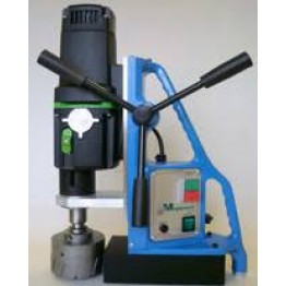 ElectroMagnetic Drill, MD-108, with annular/broach cutters - 100 mm