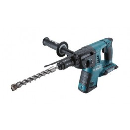 Cordless combination hammer 26mm, SDS +, 36V without battery charge
