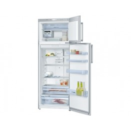 KDN46VI20M NoFrost, Top Freezer Door Color Inox EasyClean