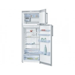 KDN56VI20M NoFrost, Top Freezer Metallic Chrome