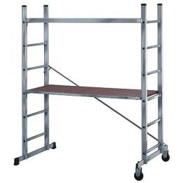 Aluminium Ladder Scaffold