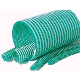 1 1/2'' Flexible PVC Suction Hose, 27m